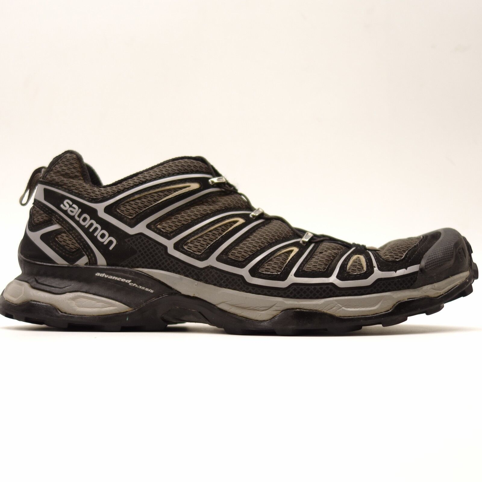 Salomon  Uomo X Ultra Breathable 2 Gray Mesh Athletic Breathable Ultra Trail Schuhes Größe 13 787f5b