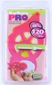 Glue Glider Pro Permatac Refill Adhesive Cartridges 3 Pack Glue Arts