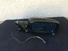 BMW E46 COUPE CONV SIDE VIEW MIRROR RIGHT PASSENGER HEATED AUTO DIM OEM GREEN #2