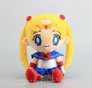 Sailor Moon 12'' Soft Plush Toy Doll Kids Anime Plush Toys Kids Birthday Gift