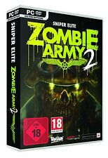 Modern Games  Sniper Elite Zombie Army 2 EAN 4023126114969 Computerspiel