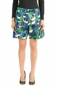 Dsquared2-Multi-Color-Women-039-s-Casual-Shorts-US-XS-IT-38