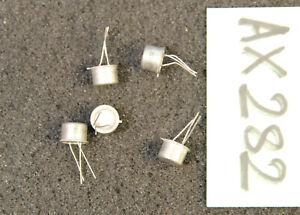 Lot de 4 x transistor 2N1132 SESCOSEM Thomson  ( AX282 )