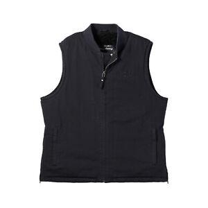 Indian Motorcycle Men's Textile Hudson Vest, Black
