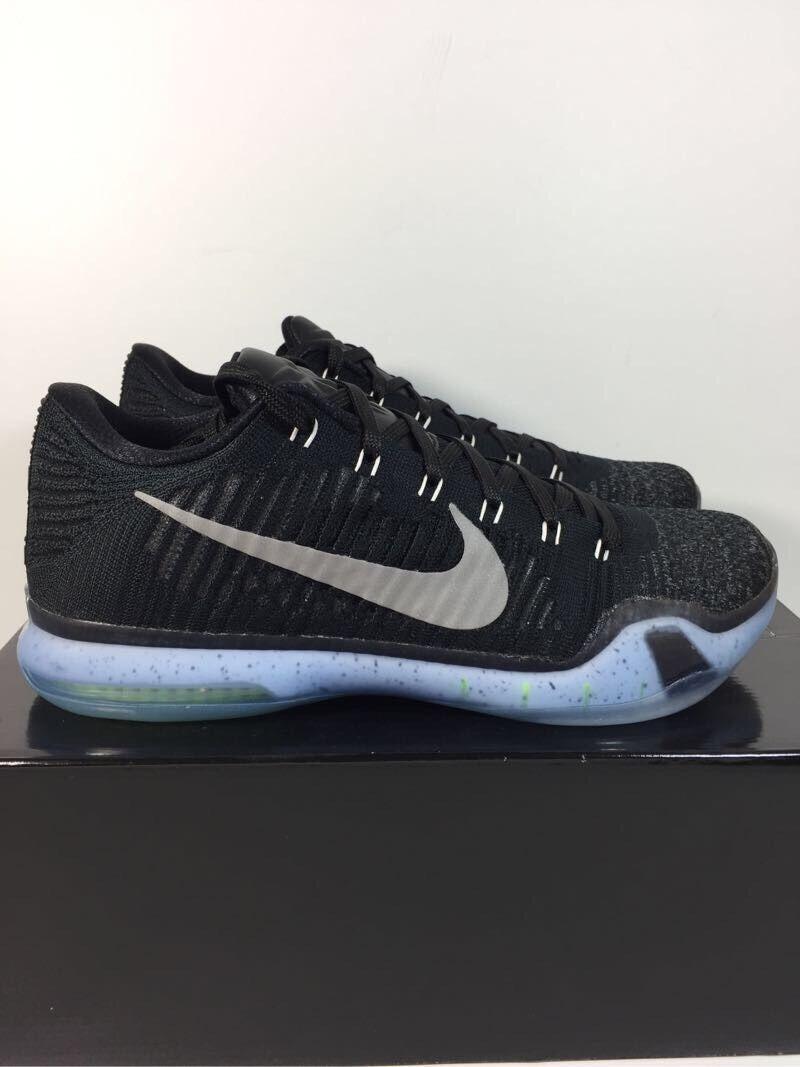 2015 DS Nike Kobe X Elite Low PRM  HTM  size 9