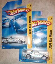 2008 Hot Wheels #11 New Models 11//40 ACURA NSX White Variation w//White 10 Spokes