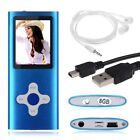 8GB Mp3 Mp4 Player With 1.8