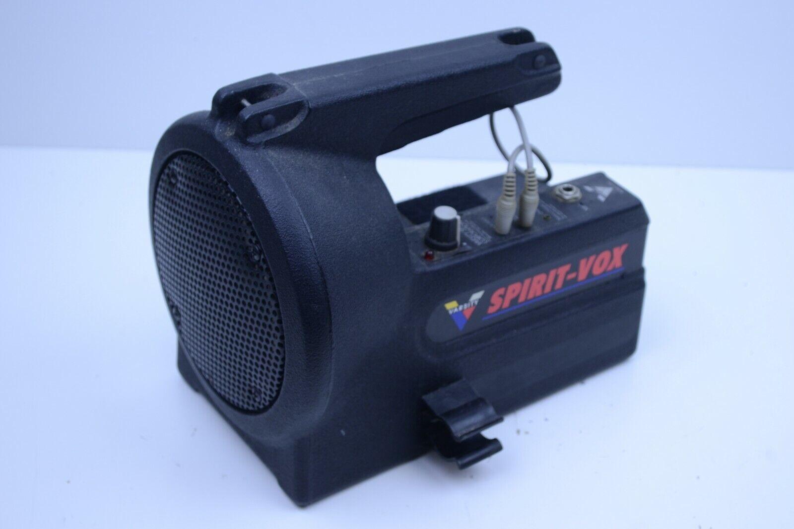 Anchor Varsity Spirit MINI-VOX PB-25 Loud Speaker PA System Made in USA