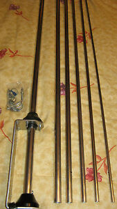 Sigma-venom-5-8-onde-Cobra-silver-rod-CB-base-11-un-10-metres