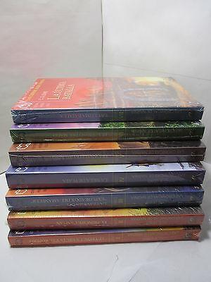 LAS CRONICAS DE NARNIA COMPLETE SET Spanish Literature Libros EN Espanol
