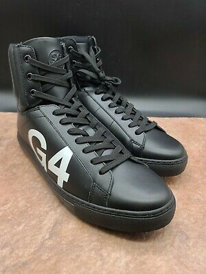 G/FORE G4 High Top Golf Shoes Black