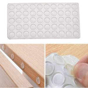 Cushion Damper Silicone Buffer Pads Furniture Door Stopper Self-adhesive