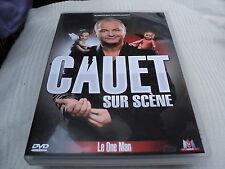 """DVD NEUF """"SEBASTIEN CAUET SUR SCENE - LE ONE MAN SHOW"""" spectacle"""