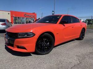 2017 Dodge Charger R/T**V8**HEMI**BLACKTOP**LEATHER**SUNROOF**NAV**BLUETOOTH**