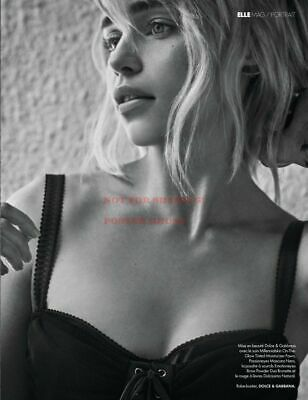 31 Hollywood Art Photo Poster EMILIA CLARKE Poster 24 inch by 36 inch
