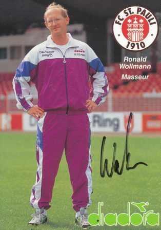 Pauli AK 2198 Roland Wollmann FC St
