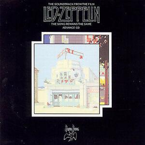 Led Zeppelin Song Remains The Same : discs only led zeppelin soundtrack from the song remains the same cd ebay ~ Russianpoet.info Haus und Dekorationen