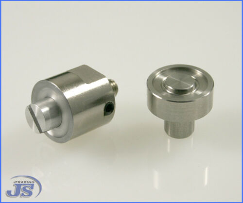 12x24,5mm Ösenwerkzeug für selbstschneidende Ösen Handpresse