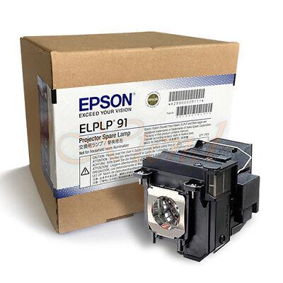 Genuine Projector Lamp Module for EPSON EB-680