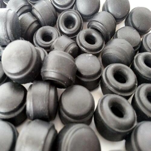10 Stück Staubschutz Kappen für Entlüfternippel an Radbremszylinder Bremssattel