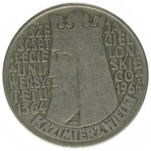 Polen-10-Zloty-1964-A46148