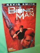 Bionic Man #1 Paul Renaud Variant Comic Dynamite Comics VF Kevin Smith