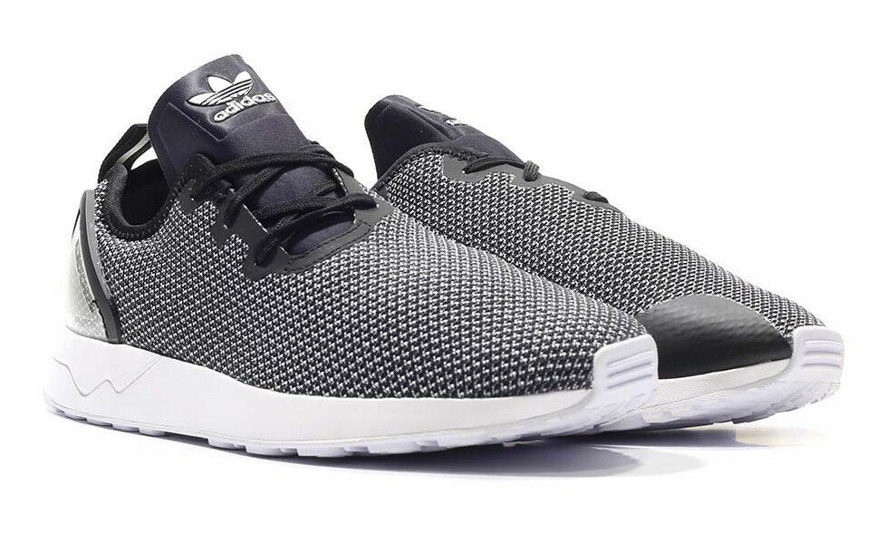 adidas homme ZX Flux ADV Asymmetrical chaussures S79054 BRAND NEW Taille 12US