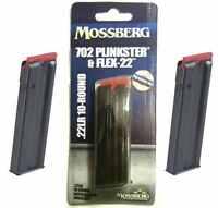 2 Mossberg 702 Magazines + Mossberg 702 Plinkster Speed Loader + Mulit-tool