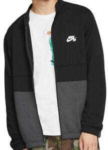 Nike SB Track Jacket Black Anthracite