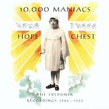 10,000 MANIACS - Hope Chest: The Fredonia Recordings (CD 1990) USA Import EXC