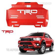 OEM Skid Plate Bumper Cladding TRD For Toyota Hilux Revo Sr5 M70 M80 2015 2016