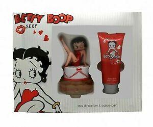 Betty Boop Sexy Confezione Regalo 75ml EDT + 100ml Bagnoschiuma