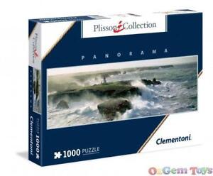 Clementoni-39353-Blast-of-wind-on-the-Pointe-des-Poulains-1000-Piece-Jigsaw