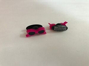 Pink-Sunglasses-Shoe-Doodle-goes-in-holes-of-Rubber-Shoes-or-Crocs-Shoe-PSC1060