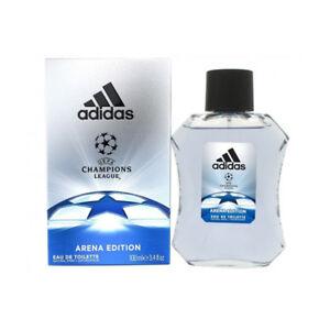 Détails sur Parfum Pour Homme Adidas Ligue Des Champions Arena Edition 100 ml