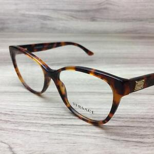 964e37d942f Image is loading New-Versace-VE-3193-Eyeglasses-Frames-Havana-5074-