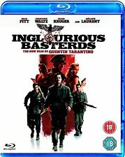 NEW BLU-RAY // QUENTIN TARANTINO // INGLORIOUS BASTERDS -  Brad Pitt, Diane Krug