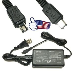 AC-Adapter-Battery-Power-Supply-Charger-Cord-For-Canon-VIXIA-HF-R700-R600-US