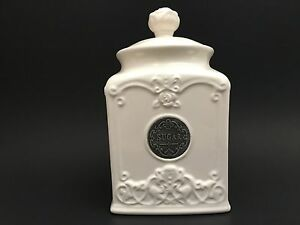 thl kitchen canisters thl shabby chic sugar canister with rose lid ebay 3198
