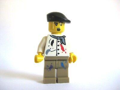 Lego Artist 8804 Collectible Series 4 Minifigure