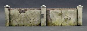 DioDump-DD133-Farm-wall-1-35-scale-plaster-diorama-scale-model
