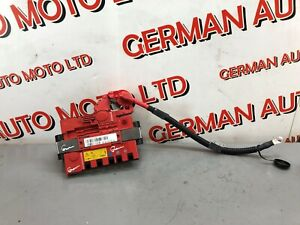 bmw x5 e70 Power Distribution Box Battery with positive cable 9114135
