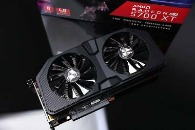 Xfx Amd Radeon Rx 5700 Xt Raw Ii 8gb Graphic Card Gddr6 Pci Express 4 0 Ebay