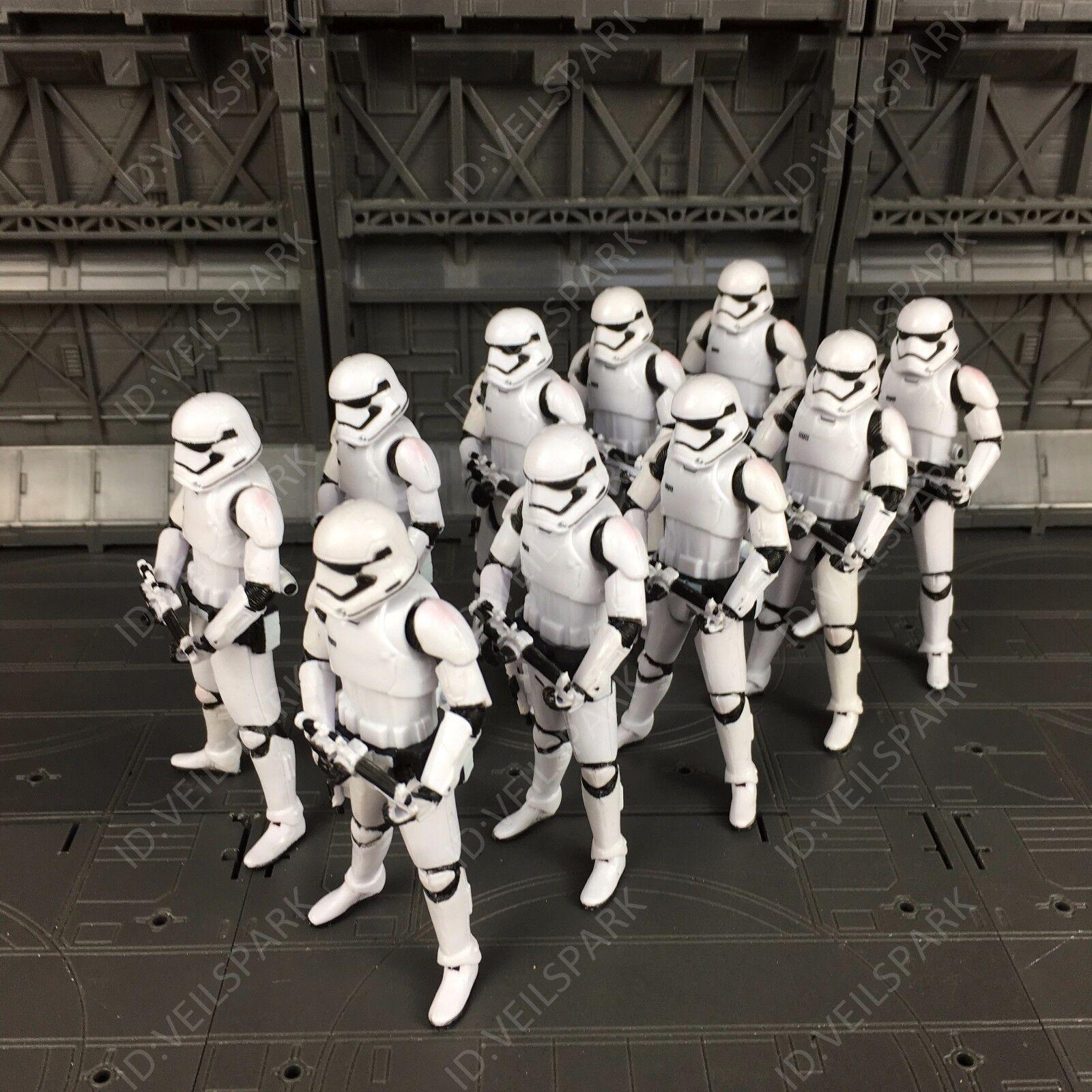 Nach star wars, um stormtrooper 3,75  action - figur viel 10pcs 1...