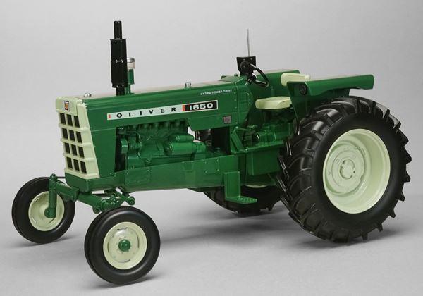 SPEC-CAST 1 16 Scale Oliver Large 1650-Front Diesel Tracteur Modèle   BN   SCT-655