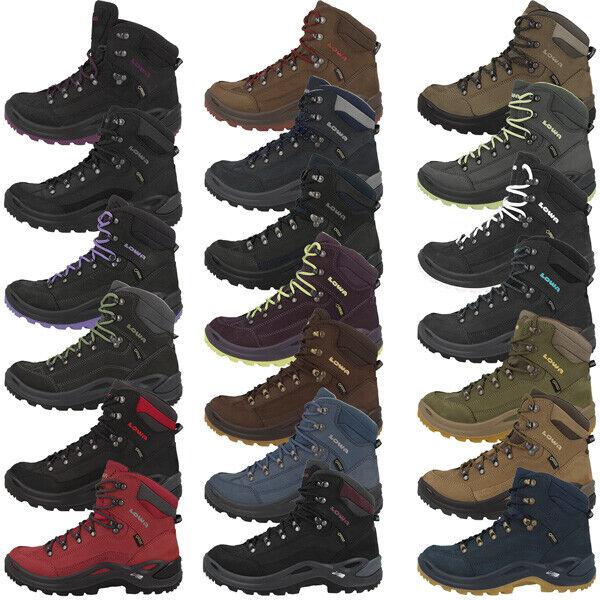 detailed images the latest best website Lowa Renegade GTX Mid Women Gore-Tex Damen Ootdoor Schuhe Hiking Trekking  Boots