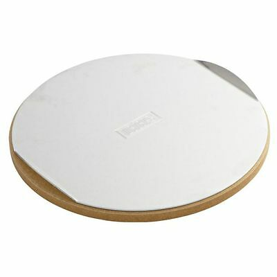 NEW Weber Baby Q Pizza Stone And Tray Small 26cm