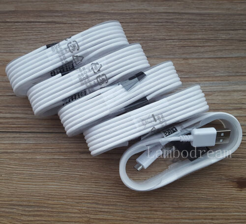 Original 5ft USB Fast Charger Cable for Samsung S6 S7 Note 5//4//2 HTC LG Android