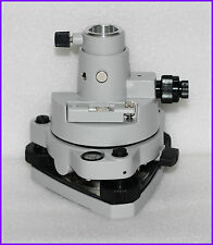NEW Gray Tribrach & Adapter with Optical Plummet for Topcon Sokkia total station