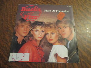45-tours-BUCKS-FIZZ-piece-of-the-action